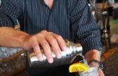 Salaris van een Cruise schip barman