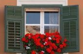 Italiaanse stijl raambekleding