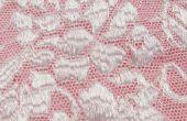 Hoe om te naaien Lace stof