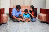 Activiteiten voor autistische kinderen op het uitdragen van sensorische behoeften