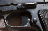 Hoe te demonteren een Colt 45