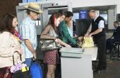 Wat Items zijn verboden in de handbagage?
