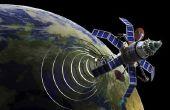 Gebruik van geostationaire baan satellieten