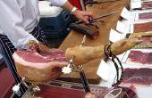 Hoe pekel gerookte varkensvlees schouder