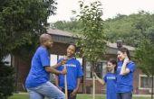 Wanneer te planten van fruitbomen in Texas