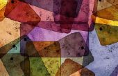 Hoe maak je lijm van de Collage