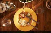 Hoe te converteren een koffietafel in een eettafel