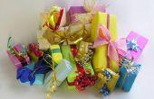 How to Gift Wrap een mok
