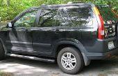 How to Reset het onderhoud vereist Dashboard lampje in een 2003-2006 Honda CRV