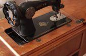 Hoe tot op heden uw Singer naaimachines