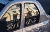 Het verwijderen van krassen van vensterglas met 3M Car Polish