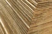 How to Bend Finish Grade triplex voor meubelen