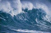 Hoe Bereken de snelheid van een Tsunami