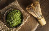 Voordelen van groene thee Extract pil