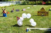 How to Build een zelfgemaakte Mini golfbaan