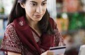 How to Make betalingen op een bestaande creditcard