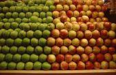 Soorten appels voor gebak