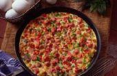 Weird manieren om te koken een Omelet