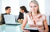 Hoe een vrouw ministerie vergadering