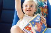 De Items die nodig zijn voor het reizen met een 2-jarige