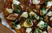 Hoe maak je een bloemkool Pizza korst
