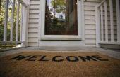 Hoe Word een welkom thuis