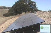 Hoe het ontwerpen van een zonne-aangedreven groeien kamer
