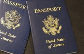 Washington State Passport-gegevens
