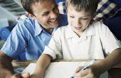 Hoe leren kinderen de stappen om een korte verhalende Essay schrijven
