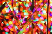 Dagelijks voorbeelden van prisma 's
