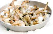 How to Cook bevroren garnalen met knoflook