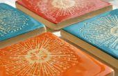How to Make decoratieve keramische tegels