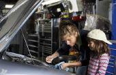 Hoe te diagnosticeren van een auto geur van antivries