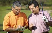 Wat wordt beschouwd als een mid Handicap voor een Golfer?