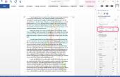 Een achtergrondafbeelding toevoegen aan een Microsoft Word-Document