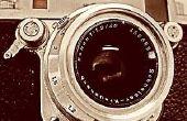 Hoe vindt u de waarde van oude camera 's