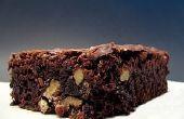 Hoe maak je zelfgemaakte Brownie Mix