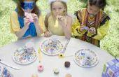 Hoe te kiezen van de beste thema voor de partij van de verjaardag van uw kind