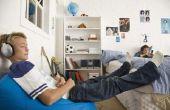 De beste thema's voor tiener jongens slaapkamers