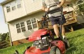 How to Tell als de bougie slecht in uw grasmaaier is?