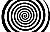 Hoe teken je een spiraal in Photoshop