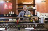 Hoeveel krijg Sushi Chefs betaald?