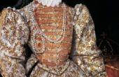 Hoe maak je een koningin Elizabeth die ik kostuum
