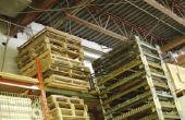 How to Build een potgrond bankje van Pallets