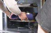 Hoe vervang ik een Element van de bakken in een electrische Oven