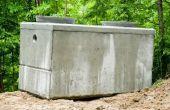 Hoe te repareren van een Concrete stortbak