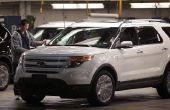 Ford Explorer achterste as problemen