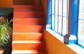 Traditionele stijlen van Mexicaanse huizen