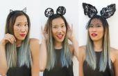 How to Make Lace dierlijke oren