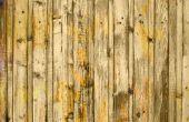 Hoe krijg ik zwarte vlekken uit houten vloeren